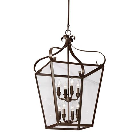 Chic Style Sea Gull Lighting Lockheart 8 Light Heirloom .