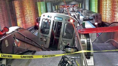 Chicago Train Collision