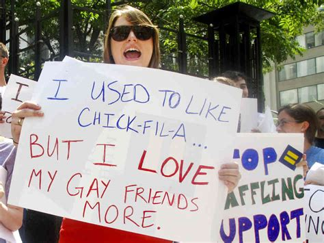 Chick-Fil-A Same-Sex Marriage Controversy - Wikipedia.
