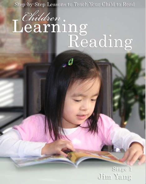 Children Learning Reading By Jim Yang – Real Review.
