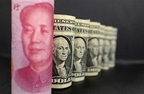 China June Forex Reserves Unexpectedly Rise But Outflow Fears.