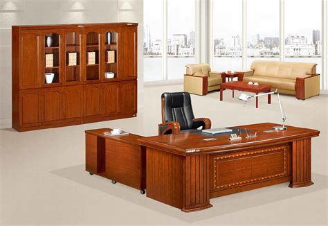 Chinese Wooden Office Furniture
