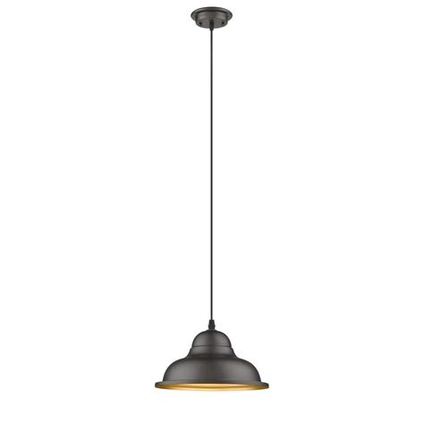 Chloe Lighting Ironclad 1 Light Rubbed Bronze Ceiling Mini .