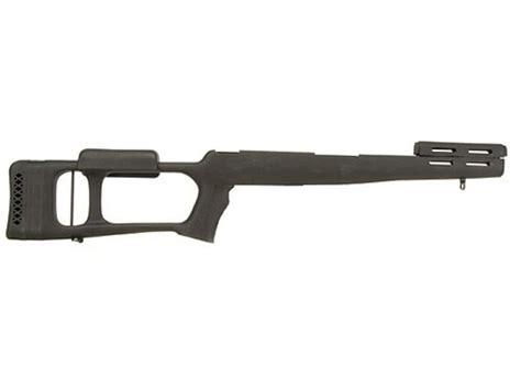 Choate Dragunov Rifle Stock Sks Synthetic Black.