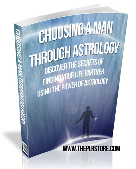 [pdf] Choosing A Man Through Astrology Plr Report.