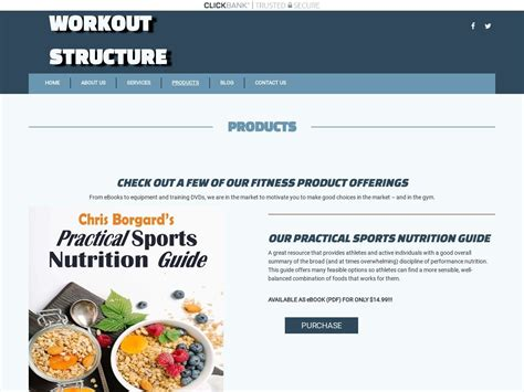 @ Chris Borgard S Practical Sports Nutrition Guide Vnu Lab .