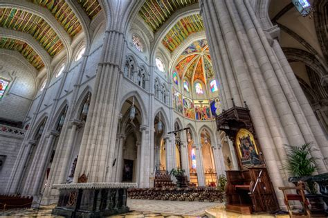 Churches in Madrid Spain