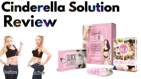 Cinderella Solution Weight Loss System Review - Cinderella.