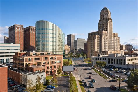 Citie in Buffalo New York United States