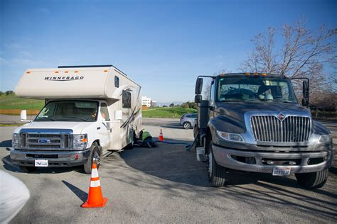 City Launches Rv Waste Dumping Service News Mountain View.