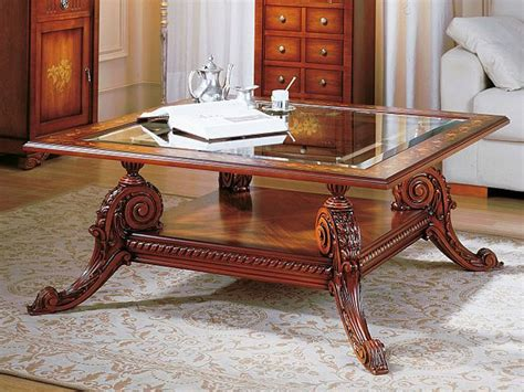 Classic Coffee Table Designs