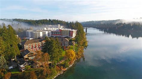 Clearwater Lodge Washington State