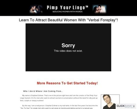Click To Buy It - Pimp Your Lingo 2.0 - The Art Of Verbal Facebook.