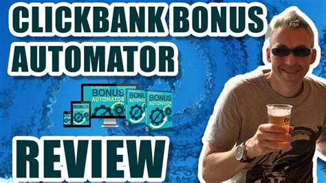 Clickbank Bonus Automator Review - How To Deliver Bonuses On.