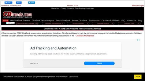 @ Clickbank Product Beautyfood Trends Analytics - Cbtrends Com.