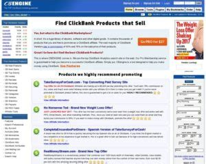 [click]clickbank Vendors Starting With Letter I - Cbengine.
