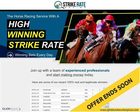 Clickbank Affiliate Marketplace Script - Horse Racing.