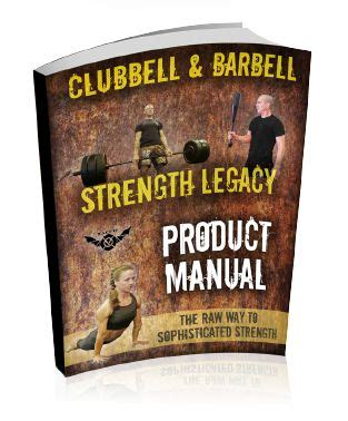 [click]clubbell And Barbell Strength Legacy Presented By Coach Alberto Gallazzi.