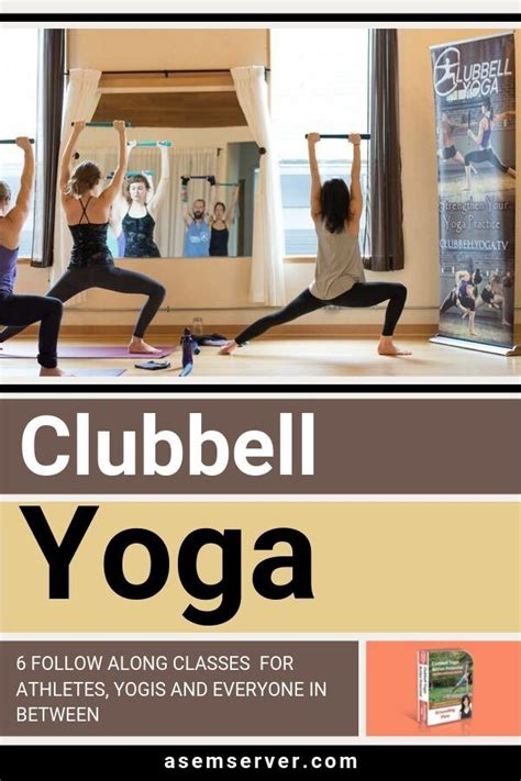 [click]clubbell Yoga Action Potential Review.