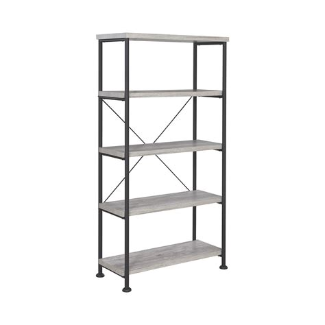 Coaster Industrial Bookcases For Sale  Ebay.