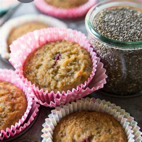 @ Coconut Strawberry Chia Muffins - Super Healthy Kids.