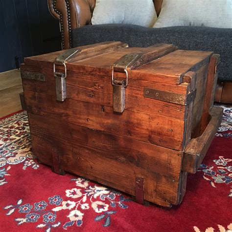 Coffee Table Chest Ireland