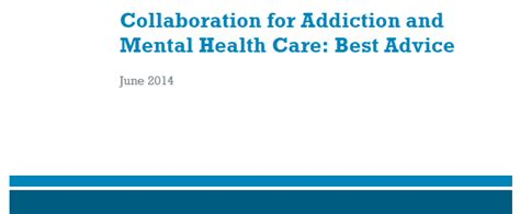[pdf] Collaboration For Addiction And Mental Health Care Best .