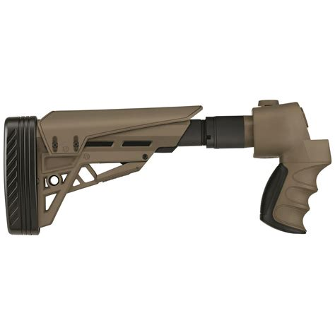 Brownells Collapsible Shotgun Stock.