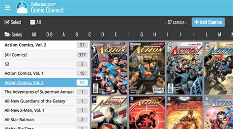 [click]comic Book Database Software Catalog Your Comic .