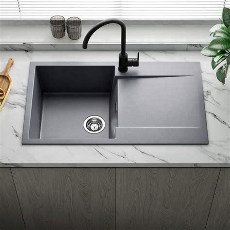 Composite  Granite Kitchen Sinks  Tap Warehouse.