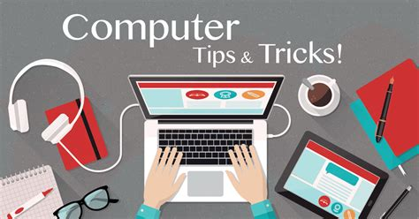 Computer Tips & Tricks Everyone Should Know - Techspot.