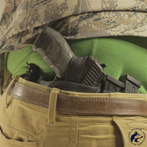 Concealed Carry Brave Response Gun Holster - Gravatar Profile.