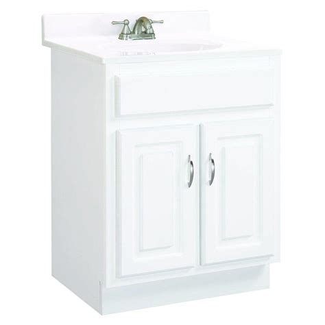 Concord 24 In W X 21 In D Two Door Unassembled Vanity .
