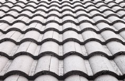 Concrete Roof Shingles