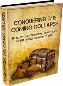 @ Conquering The Coming Collapse Program - Our Full Review.