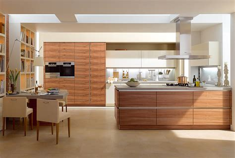 Contemporary Kitchen Cabinets Images