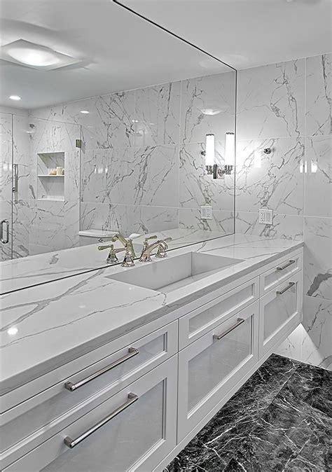 Contemporary Bathroom Vanities with Tops