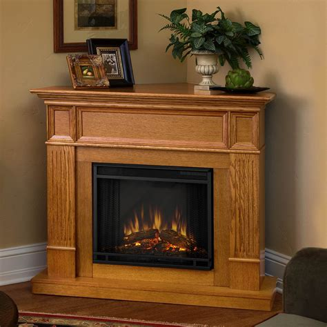 Corner Fireplace Pictures