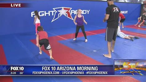 Corys Corner: Fight Ready Summer Camp - Video Ksaz.