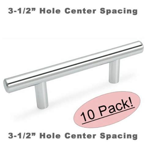 Cosmas 305-3 5ch Polished Chrome Cabinet Hardware Euro .