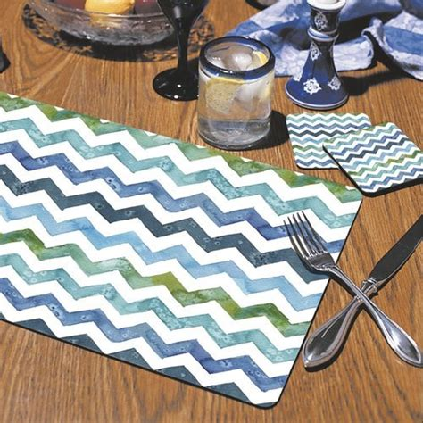 Counterart Counterart Hardboard Placemat Set Of 2 .