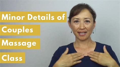 Couples Massage Class - Bliss Squared Massage.