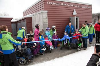 [pdf] Courage Kenny Ski  Snowboard Manual - Allina Health.