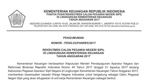 Cpns 2017 Periode 2