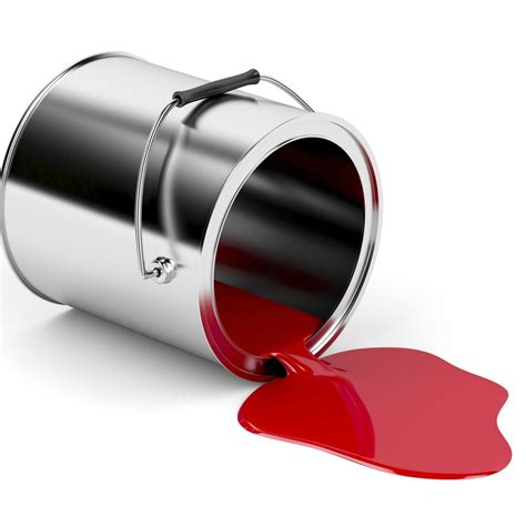 Craft Paint Cans