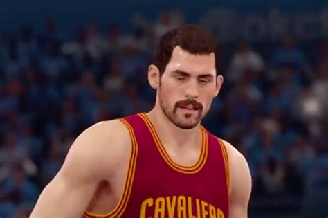 Crazy Nba Live 16 Glitch Makes Kevin Love An Idiot Gq.