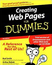 [pdf] Creating Web Pages For Dummies 4th Ed By Arthur Bebak .
