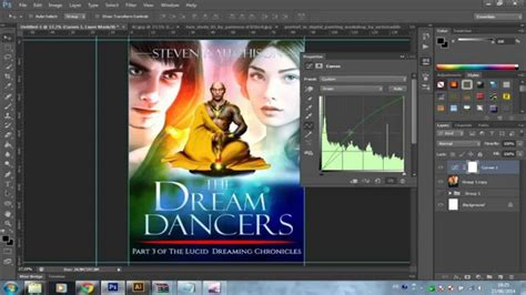 [pdf] Creating A Book Cover In Photoshop For Use With The .