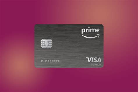 Credit Card And Amazon