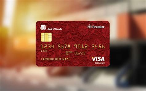 Credit Card Apply For Bank Of Baroda
